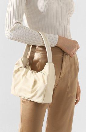 Женская сумка felix STAUD кремвого цвета, арт. 207-9217 | Фото 2