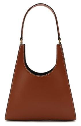 Женская сумка rey STAUD коричневого цвета, арт. 207-9125 | Фото 1