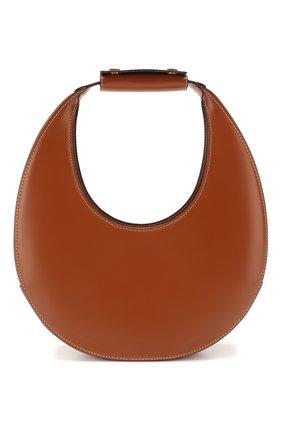 Женская сумка moon STAUD коричневого цвета, арт. 07-9166 | Фото 1