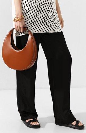 Женская сумка moon STAUD коричневого цвета, арт. 07-9166 | Фото 2
