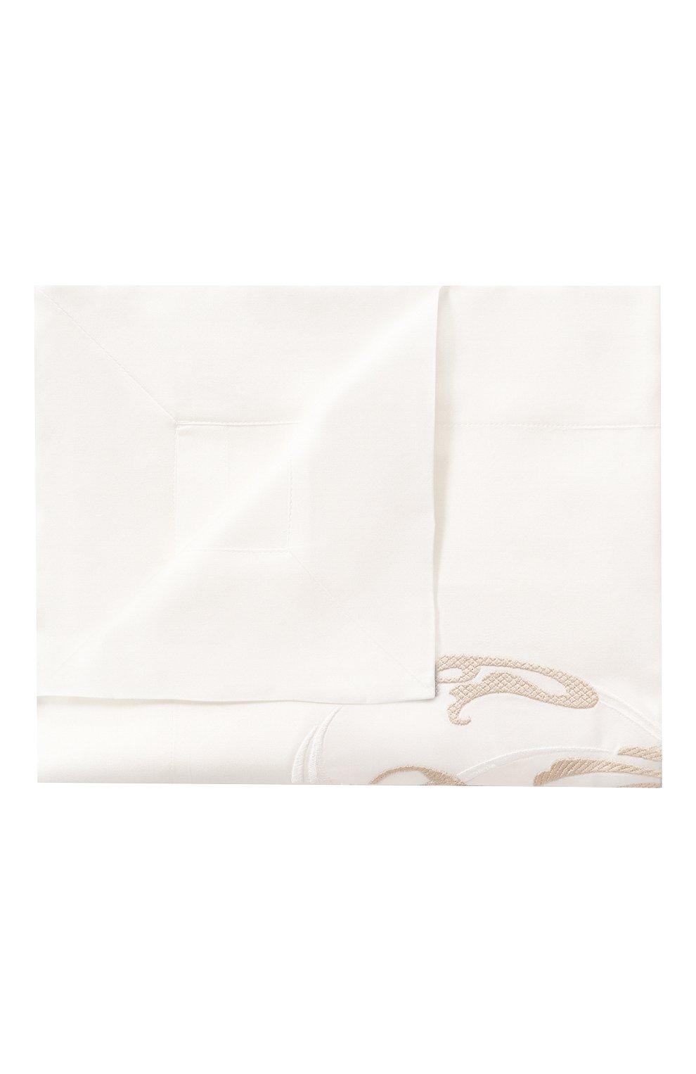 Мужского хлопковая наволочка FRETTE бежевого цвета, арт. FR6649 E0701 030B | Фото 1
