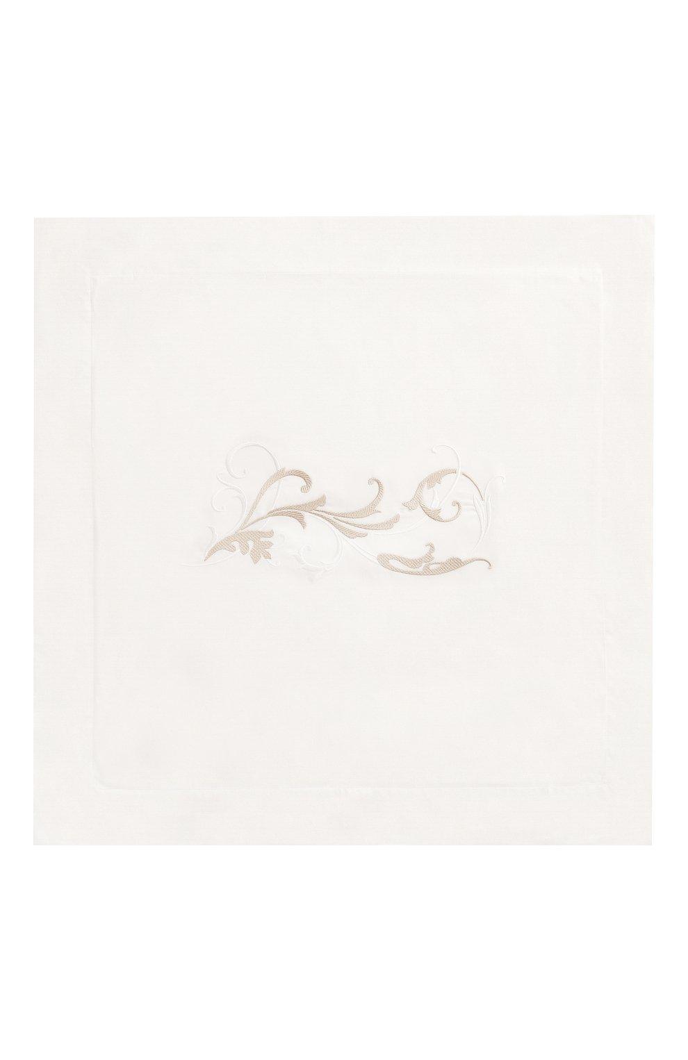 Мужского хлопковая наволочка FRETTE бежевого цвета, арт. FR6649 E0701 030B | Фото 3