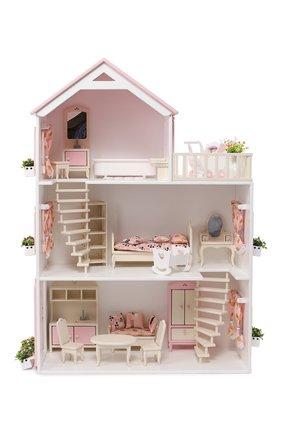Детского игрушечный дом с мебелью CAROLON разноцветного цвета, арт. Ц-0310/060320 | Фото 1
