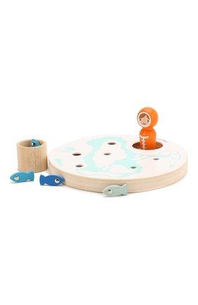 Детского настольная игра подводная рыбалка PLAN TOYS разноцветного цвета, арт. 4630 | Фото 2