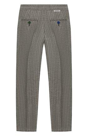 Детские брюки BARONIO KIDS хаки цвета, арт. S2044-SN0W | Фото 2