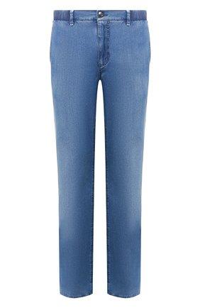 Мужские джинсы ZILLI голубого цвета, арт. MCT-00089-DESU1/R001 | Фото 1