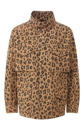 Женская куртка FRAME DENIM леопардового цвета, арт. SCSJK864RP | Фото 1