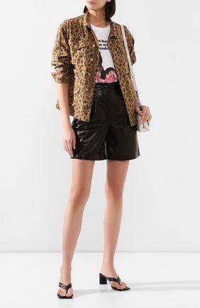 Женская куртка FRAME DENIM леопардового цвета, арт. SCSJK864RP | Фото 2