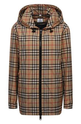 Женская куртка everton BURBERRY бежевого цвета, арт. 8025678 | Фото 1
