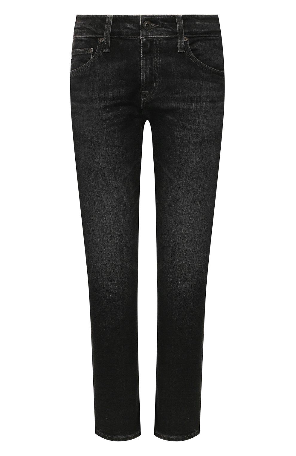 Женские джинсы AG серого цвета, арт. STS1575/05YRSV | Фото 1
