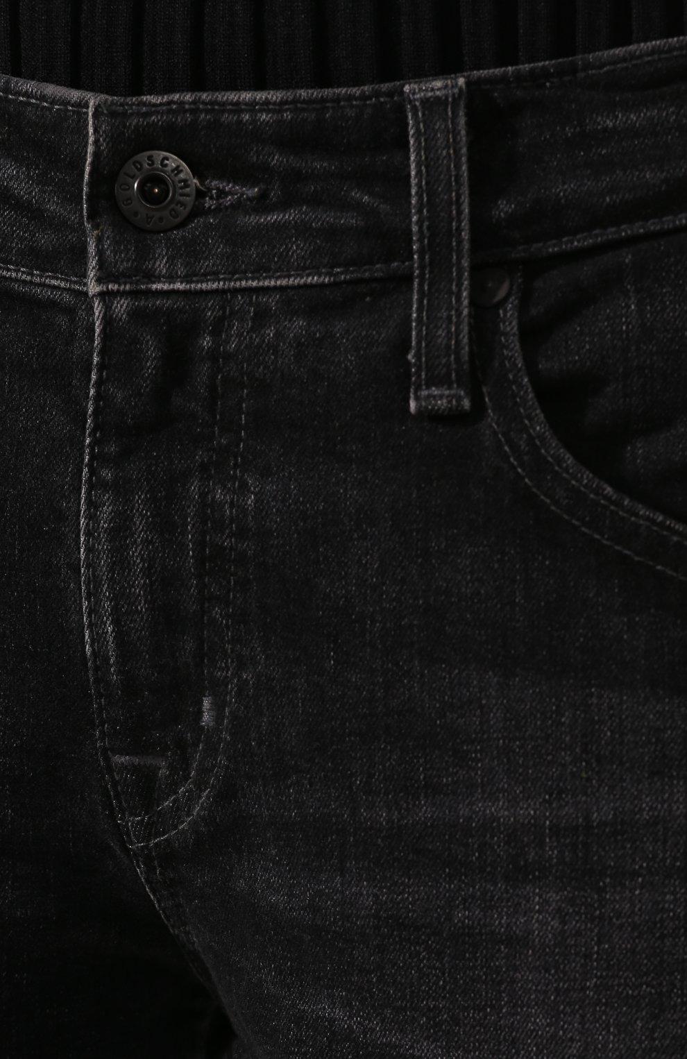 Женские джинсы AG серого цвета, арт. STS1575/05YRSV | Фото 5