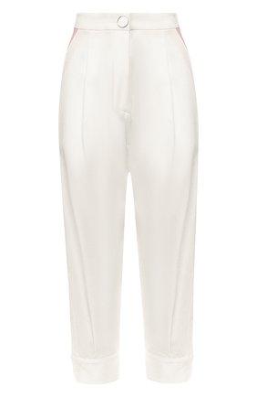 Женские брюки EMILIO PUCCI белого цвета, арт. 0HRT20/0H679 | Фото 1