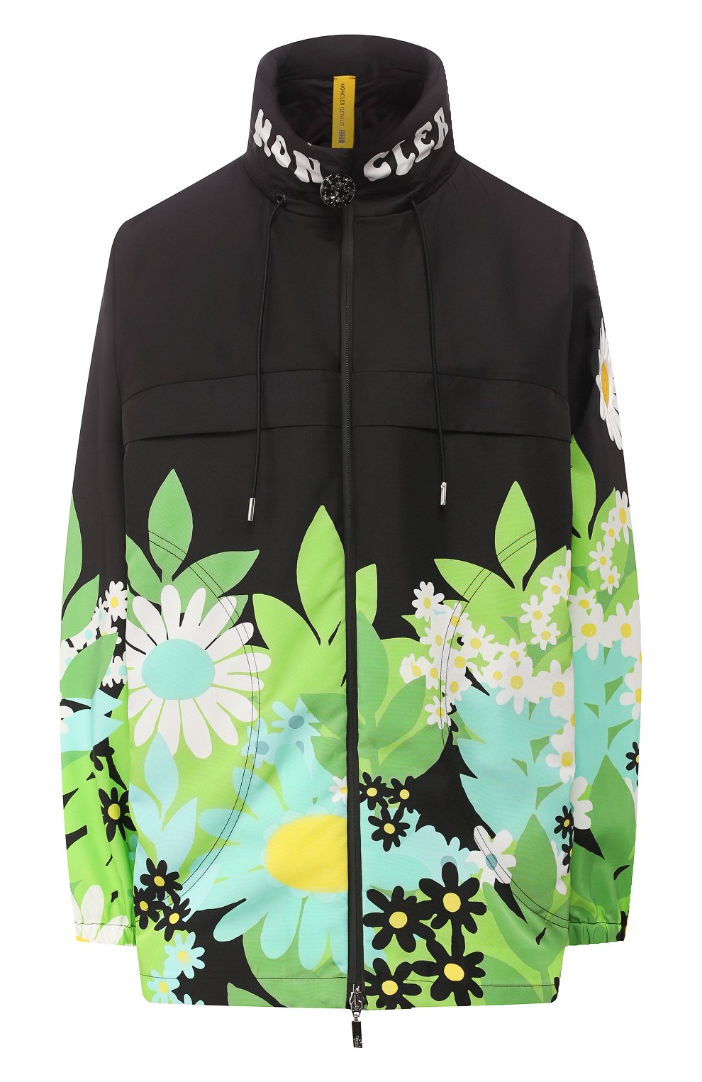 Женская куртка 0 moncler richard quinn MONCLER GENIUS разноцветного цвета, арт. F1-09F-1A704-00-539WL | Фото 1