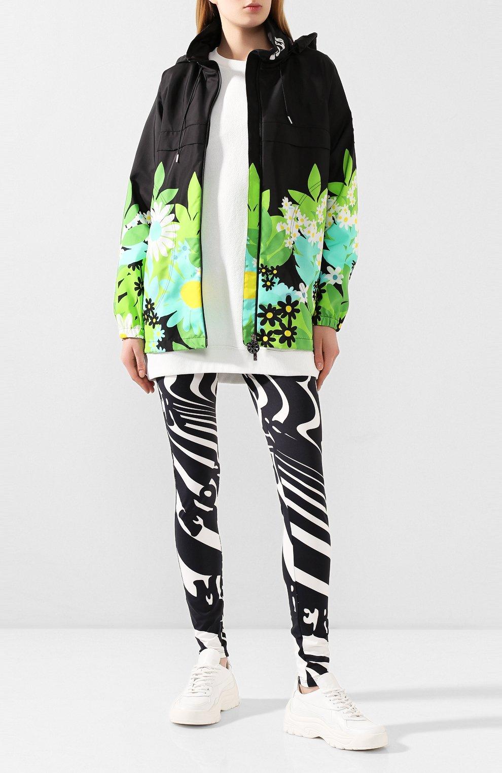 Женская куртка 0 moncler richard quinn MONCLER GENIUS разноцветного цвета, арт. F1-09F-1A704-00-539WL | Фото 2