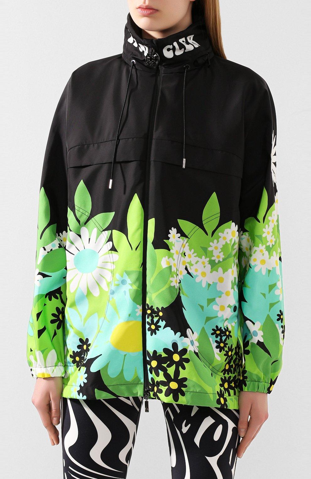 Женская куртка 0 moncler richard quinn MONCLER GENIUS разноцветного цвета, арт. F1-09F-1A704-00-539WL | Фото 3