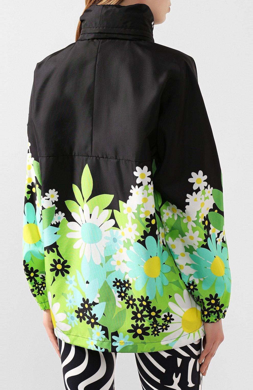 Женская куртка 0 moncler richard quinn MONCLER GENIUS разноцветного цвета, арт. F1-09F-1A704-00-539WL | Фото 4