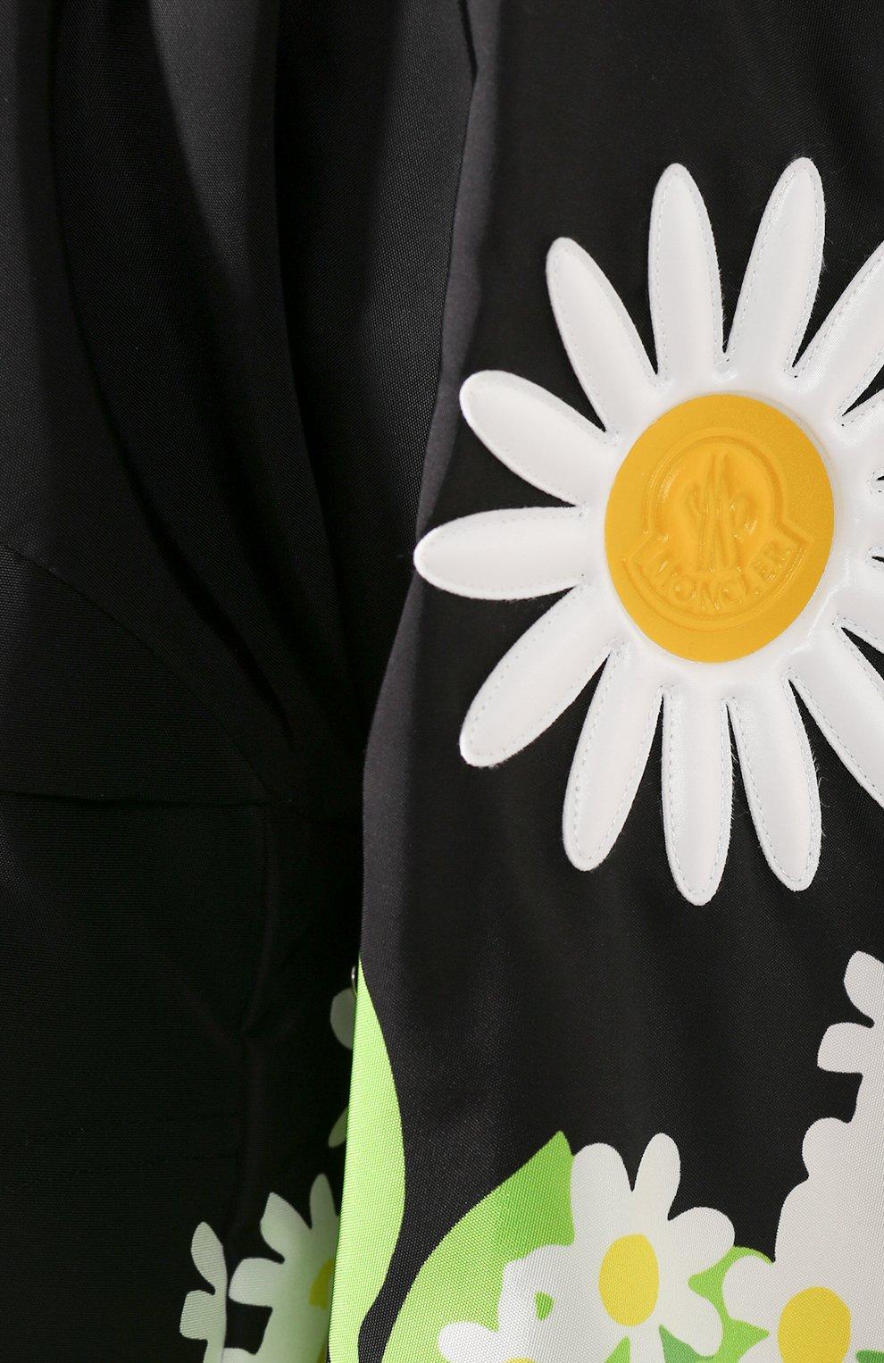 Женская куртка 0 moncler richard quinn MONCLER GENIUS разноцветного цвета, арт. F1-09F-1A704-00-539WL | Фото 5