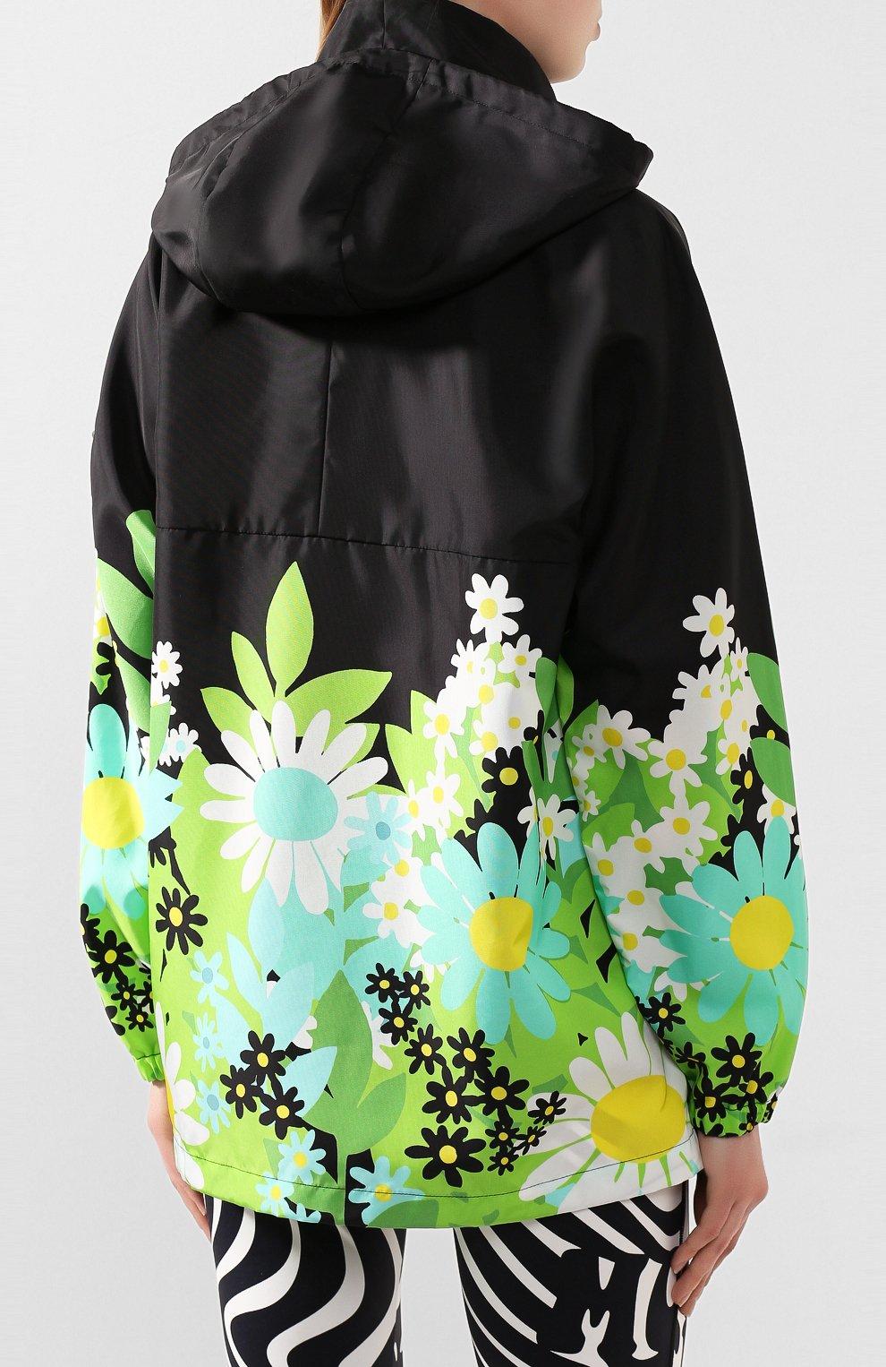 Женская куртка 0 moncler richard quinn MONCLER GENIUS разноцветного цвета, арт. F1-09F-1A704-00-539WL | Фото 6