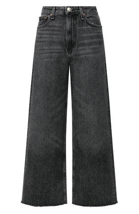 Женские джинсы RAG&BONE серого цвета, арт. WDD20S264604BM | Фото 1