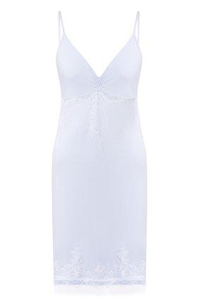 Женская сорочка LE CHAT голубого цвета, арт. ALAFOLIE823   Фото 1