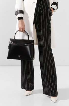 Женская сумка TOM FORD черного цвета, арт. L1291P-LCL056   Фото 2
