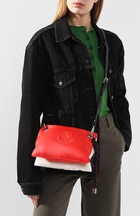 Женская сумка MONCLER разноцветного цвета, арт. F1-09B-5L502-10-02SAM | Фото 2