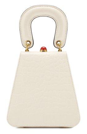Женская сумка kenny STAUD кремвого цвета, арт. 224-9138 | Фото 1