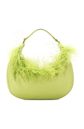 Женская сумка sasha STAUD зеленого цвета, арт. 207-9262 | Фото 1