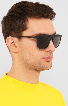 Мужские солнцезащитные очки CARRERA черного цвета, арт. CARRERA 218 003 | Фото 2
