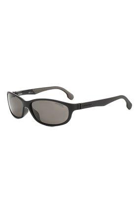 Женские солнцезащитные очки CARRERA черного цвета, арт. CARRERA 5052 003 | Фото 1