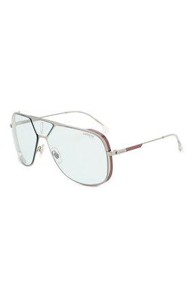 Женские солнцезащитные очки CARRERA голубого цвета, арт. CARRERA LENS3 V84 | Фото 1