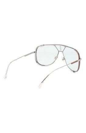 Женские солнцезащитные очки CARRERA голубого цвета, арт. CARRERA LENS3 V84 | Фото 5