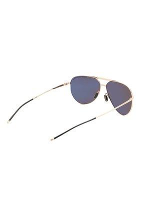 Мужские солнцезащитные очки PORSCHE DESIGN коричневого цвета, арт. 8688-B | Фото 4