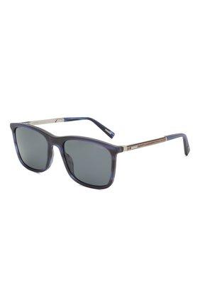 Мужские солнцезащитные очки CHOPARD синего цвета, арт. 280 93MP | Фото 1