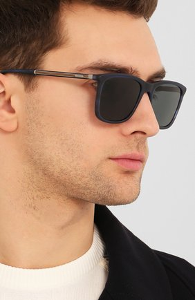 Мужские солнцезащитные очки CHOPARD синего цвета, арт. 280 93MP | Фото 2