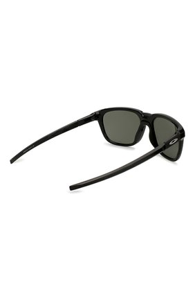Мужские солнцезащитные очки OAKLEY черного цвета, арт. 9420-942001   Фото 4