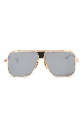 Мужские солнцезащитные очки DITA золотого цвета, арт. EPLX.5/02 | Фото 2