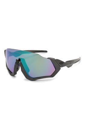 Женские солнцезащитные очки OAKLEY синего цвета, арт. 9401-940115 | Фото 1