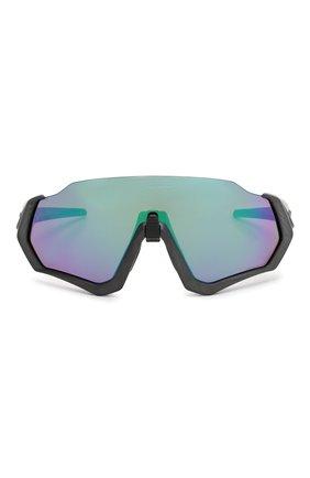 Женские солнцезащитные очки OAKLEY синего цвета, арт. 9401-940115 | Фото 4