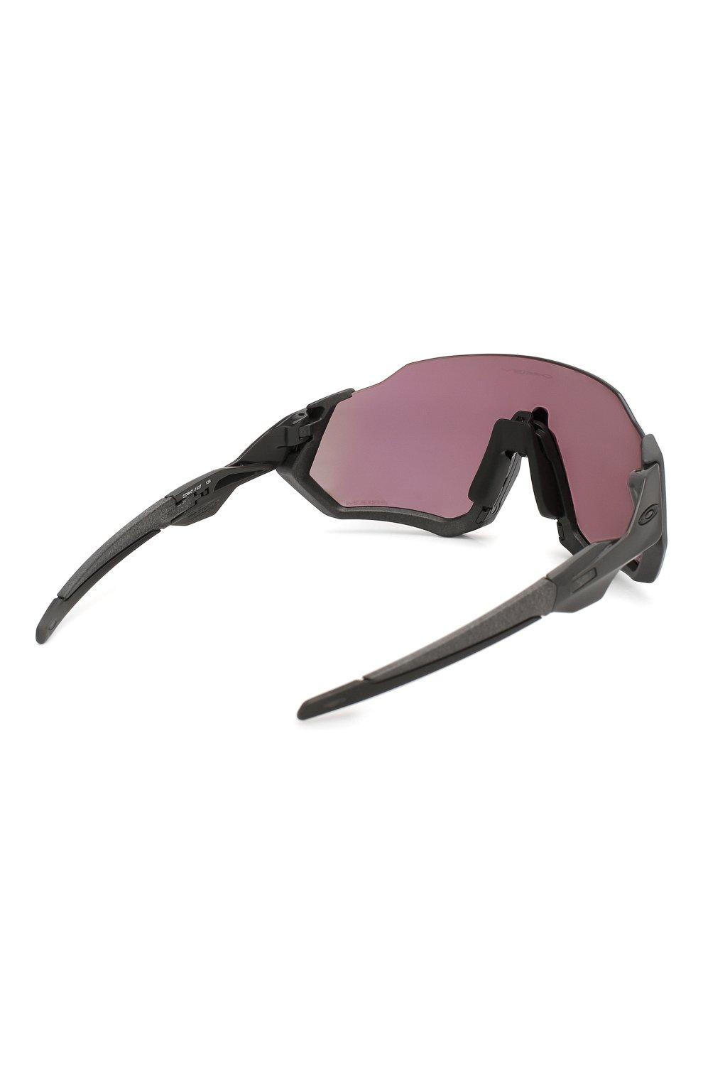 Женские солнцезащитные очки OAKLEY синего цвета, арт. 9401-940115 | Фото 5