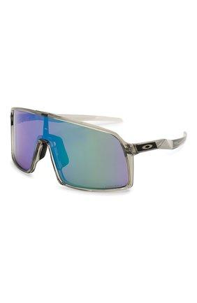 Мужские солнцезащитные очки OAKLEY синего цвета, арт. 9406-940610 | Фото 1