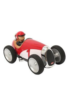 Детского игрушечная гоночная машина BAGHERA красного цвета, арт. 483 | Фото 1