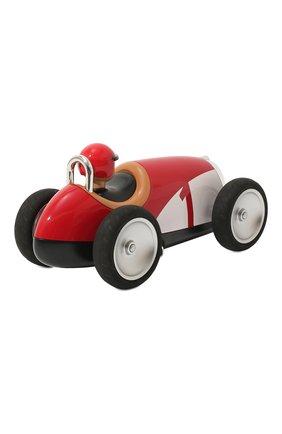 Детского игрушечная гоночная машина BAGHERA красного цвета, арт. 483 | Фото 2