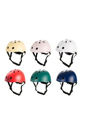 Детского шлем BANWOOD красного цвета, арт. BW-HELMET-RED | Фото 2