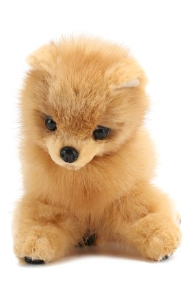 Детского игрушка собака CAROLON коричневого цвета, арт. Ц-0305/060320 | Фото 1