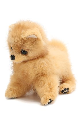 Детского игрушка собака CAROLON коричневого цвета, арт. Ц-0305/060320 | Фото 2