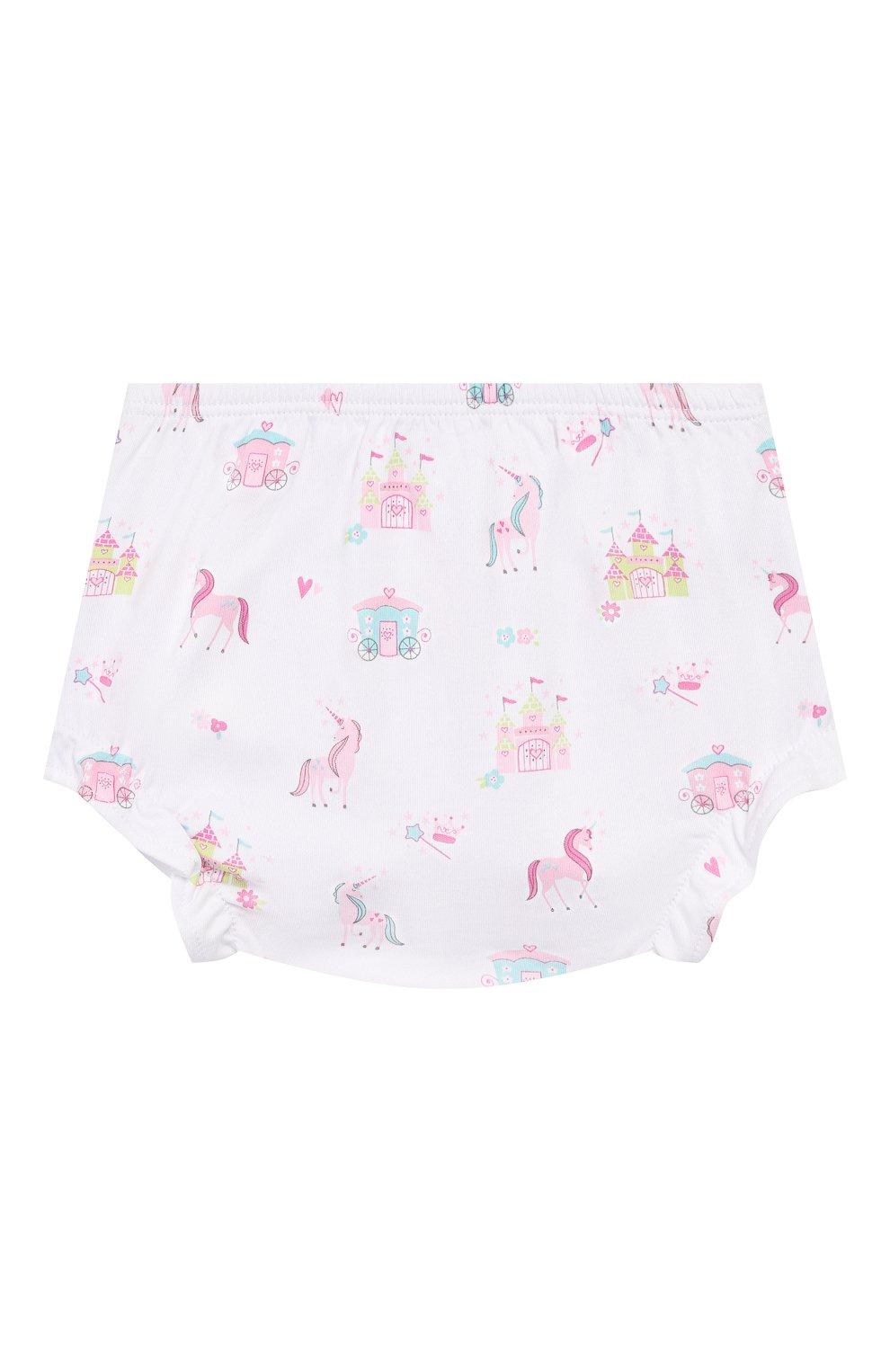 Женский комплект из платья и шорт KISSY KISSY розового цвета, арт. KGU04439I | Фото 4