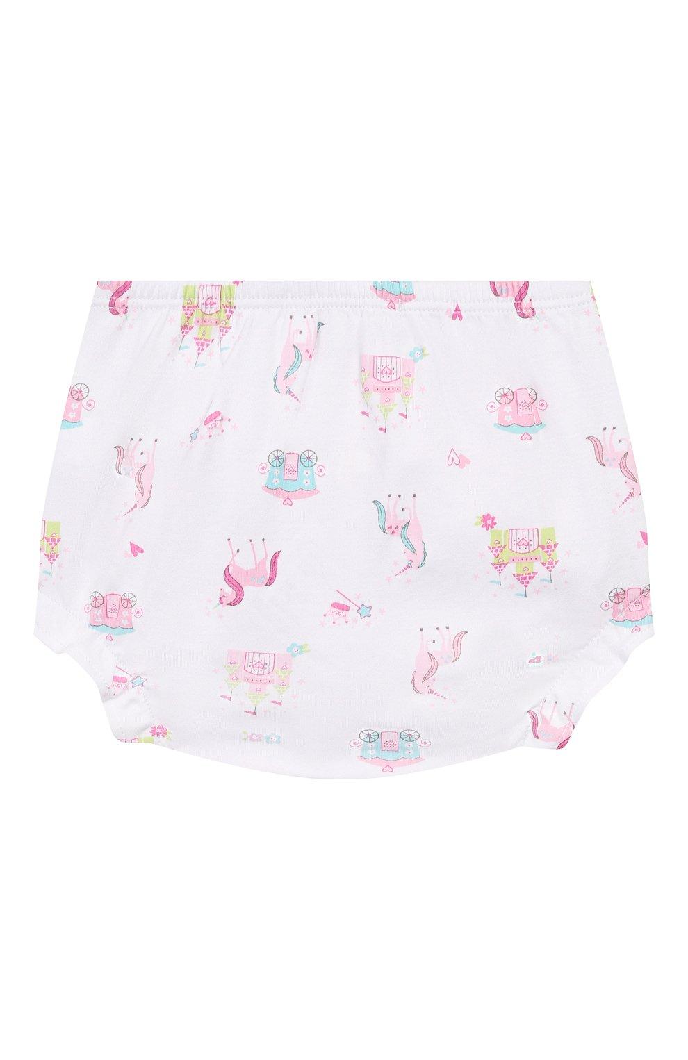Женский комплект из платья и шорт KISSY KISSY розового цвета, арт. KGU04439I | Фото 5