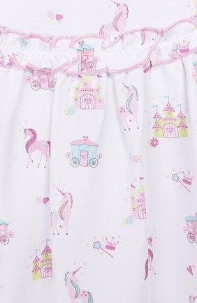 Женский комплект из платья и шорт KISSY KISSY розового цвета, арт. KGU04439I | Фото 6