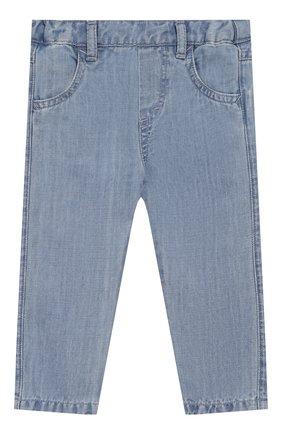 Детские джинсы TARTINE ET CHOCOLAT голубого цвета, арт. TQ22071/1M-1A | Фото 1